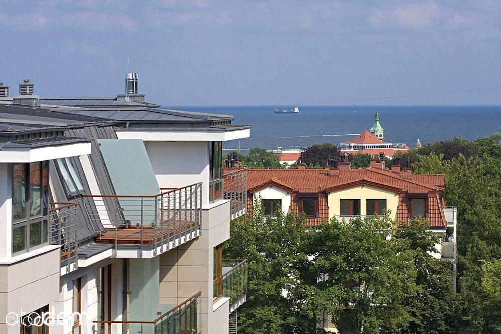 AQUARIUS Fitness Sauna SPA Tenis Parking i Morze !