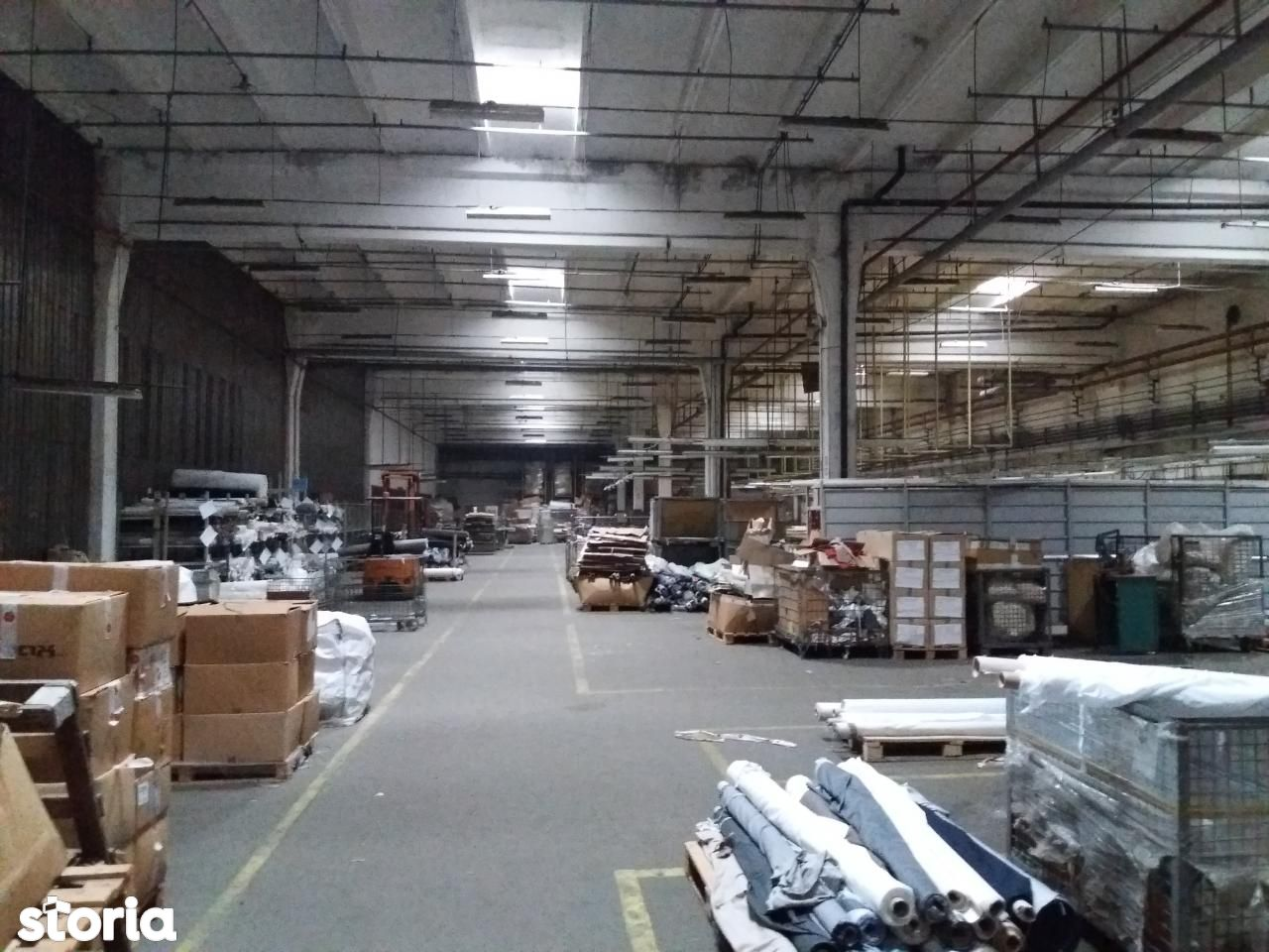 Imobilstar vinde hala productie/ dep. , 2600 mp