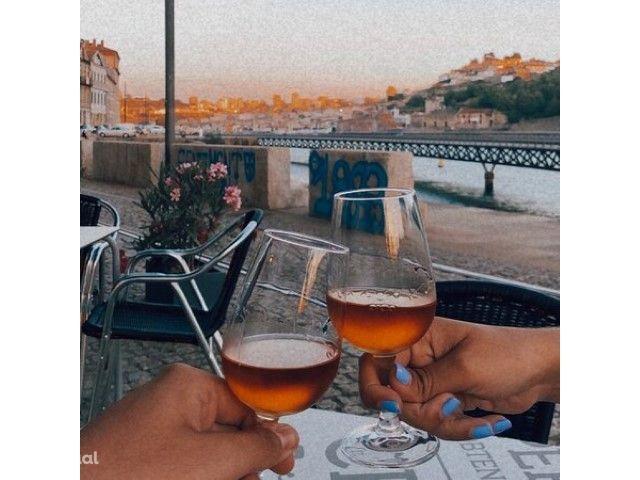 Trespasse de Restaurante com vista par o Rio Douro