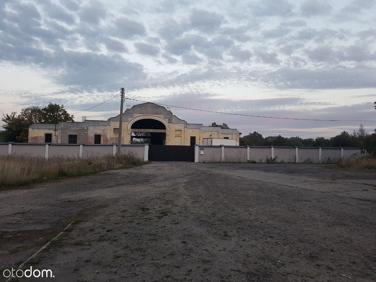 Hala w Pieńsku Zgorzelec 800m2- 100% inwestycja