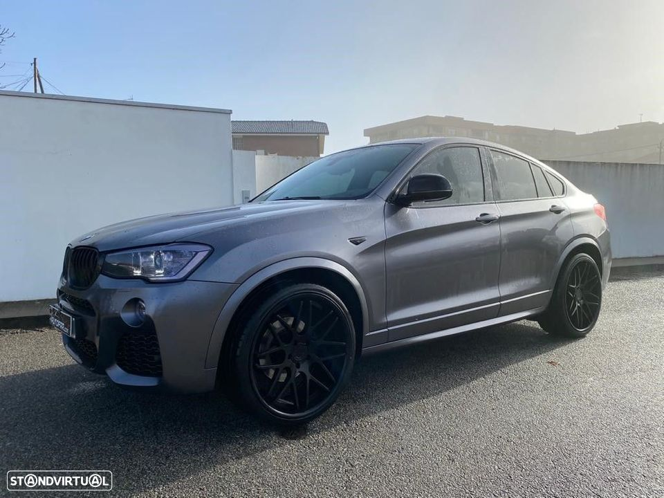 BMW X4 30d XDrive Pack M - 2