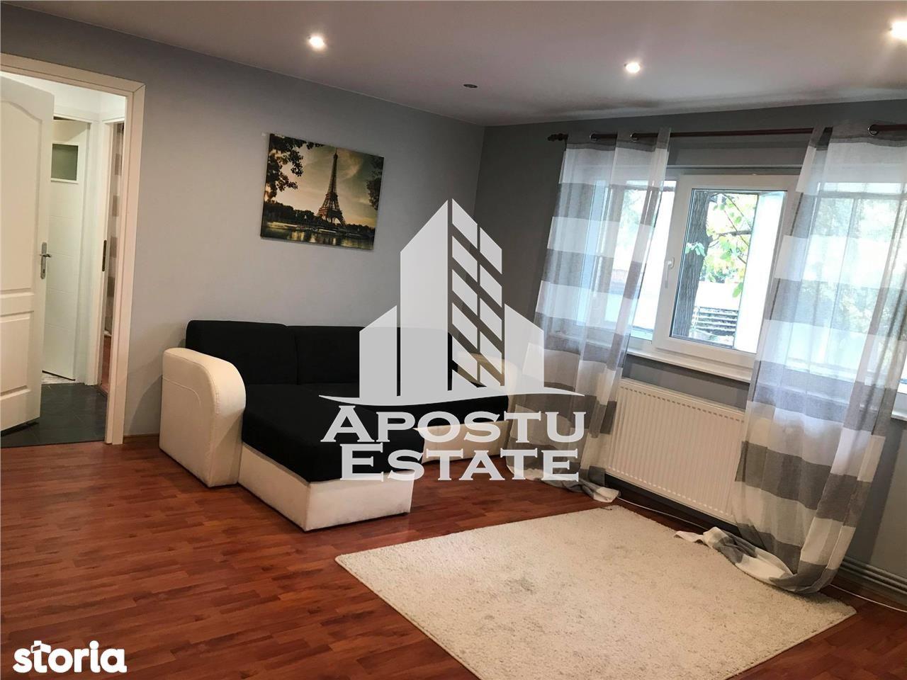 Apartament cu 2 camere, CENTRALA PROPRIE, in Complexul Studentesc. dis