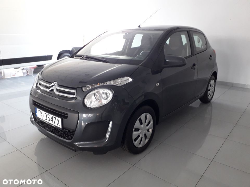 Citroën C1 1.0 VTI 72 KM Feel, Salon Polska - 1