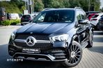 GLE 300d 4Matic, Pakiet AMG, Premium, 7 osobowy, AIRMATIC