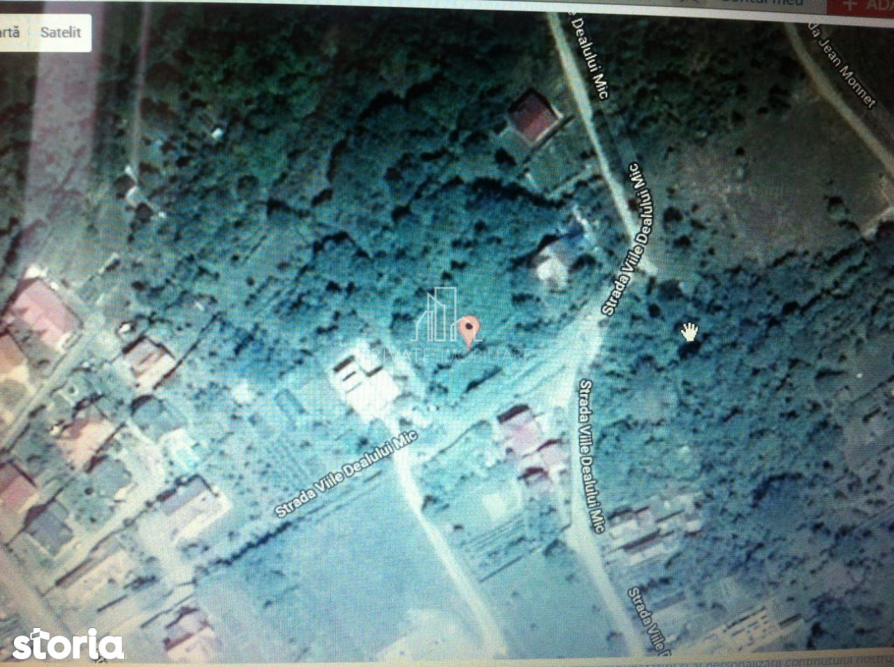 Teren, 875 Mp, Targu-Mures