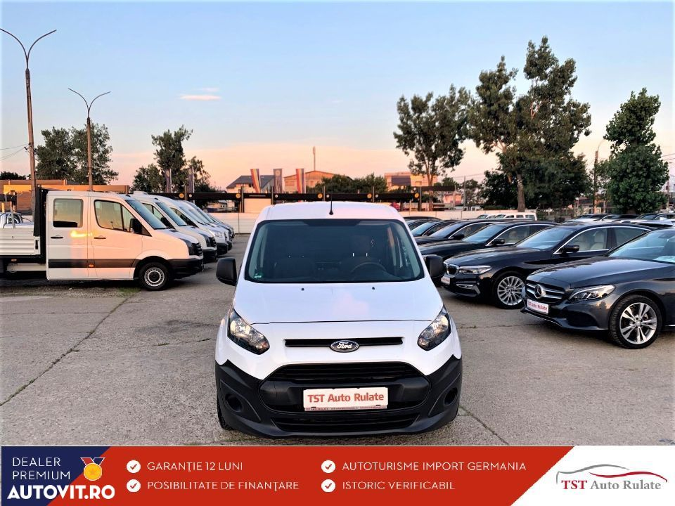 Ford TRANSIT CONECT - IMPORT GERMANIA - 20