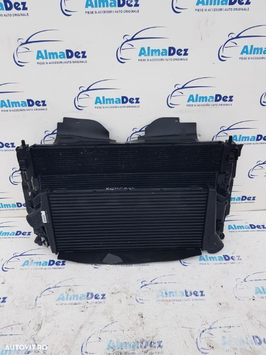 Radiatoare / radiator apa clima intercooler electroventilator Jeep Compass / Patriot 2.0crdi 2008 - 2