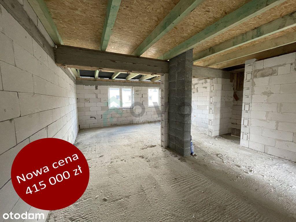 Bezczynszowe Mieszkanie 118 m2 4 pokoje