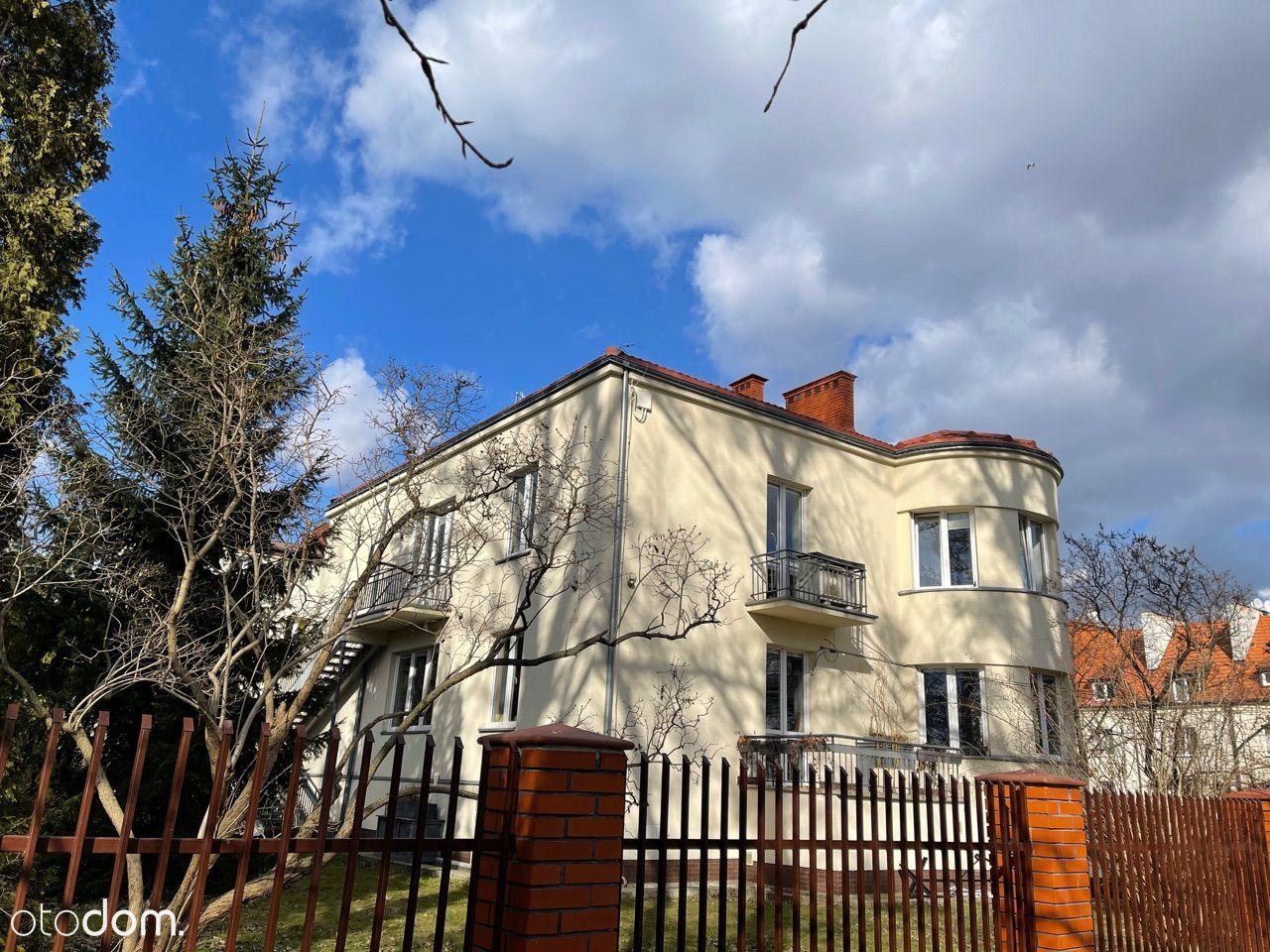 Duży Dom w sercu Starego Mokotowa