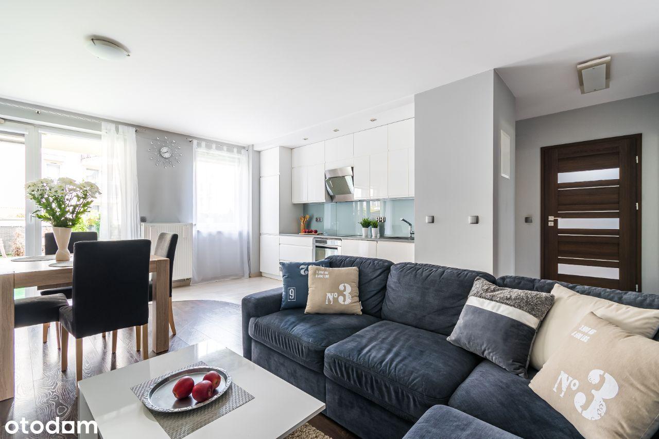 Mieszkanie + DUŻY OGRÓDEK / 2 pokoje / Berensona