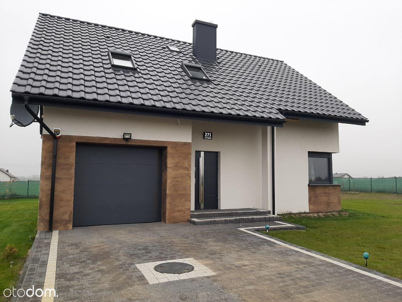 Piękny nowoczesny dom w Władysławowie FOTOWOLTAIKA