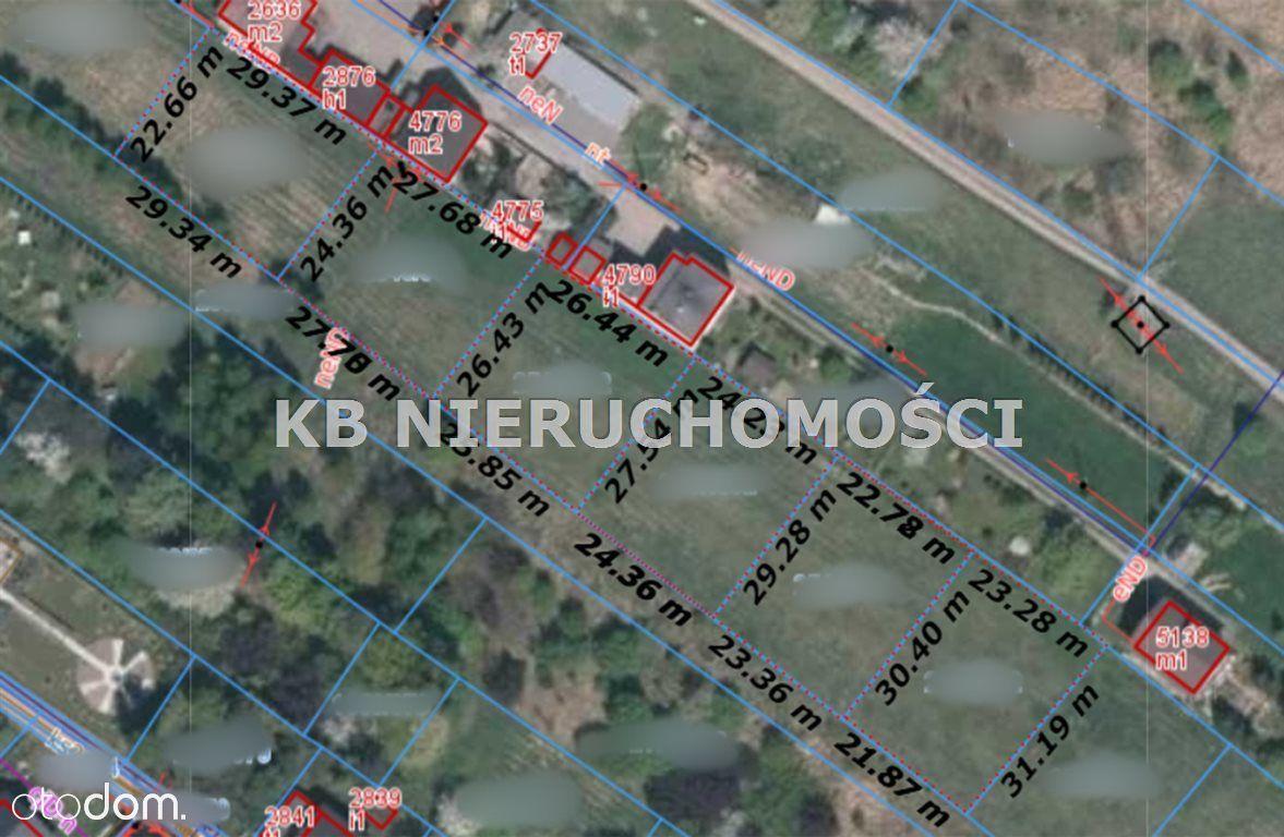 Działka, 700 m², Rydułtowy