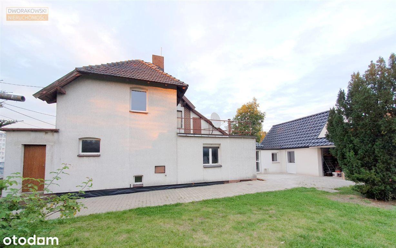 Dom w zabudowie bliźniaczej Wrocław Psie Pole