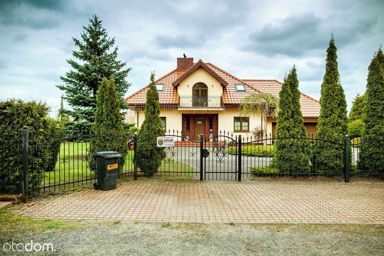 Dom w sielankowej scenerii 250 m2 - Prądocin