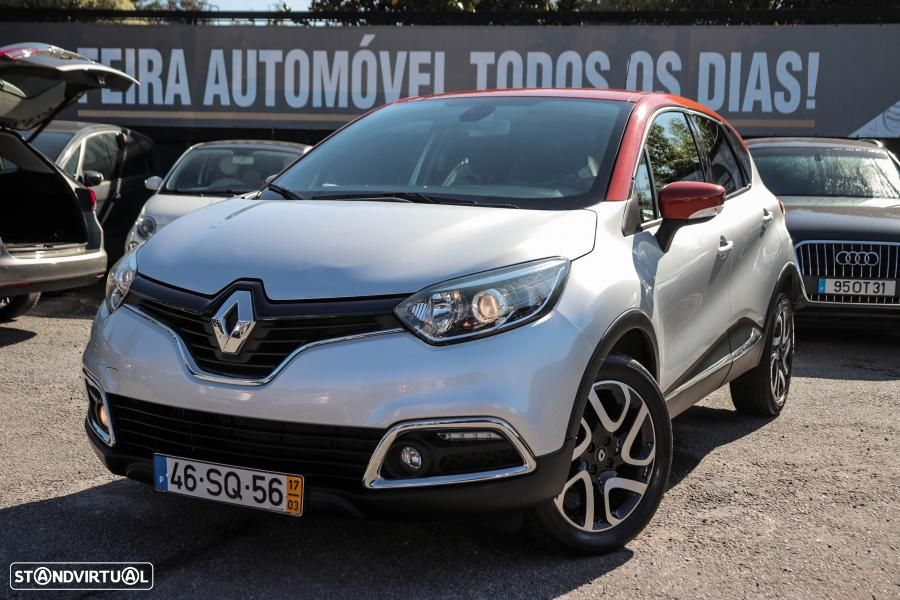 Renault Captur 0.9 TCE Energy Exclusive - 1