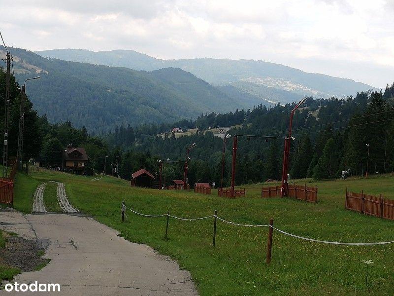 Szczyrk, Salmopol, działka budowlana, góry, widoki