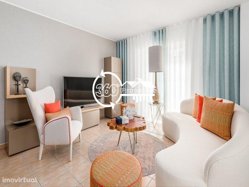 Apartamento novo T1 com garagem em Cabanas de Tavira