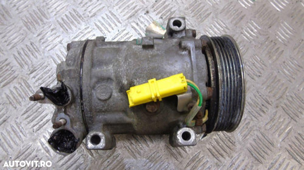 Compresor Aer Conditionat 9656572680 Peugeot 607 2.0 hDI 136 CP 100 kw 2004 - 2009 - 1