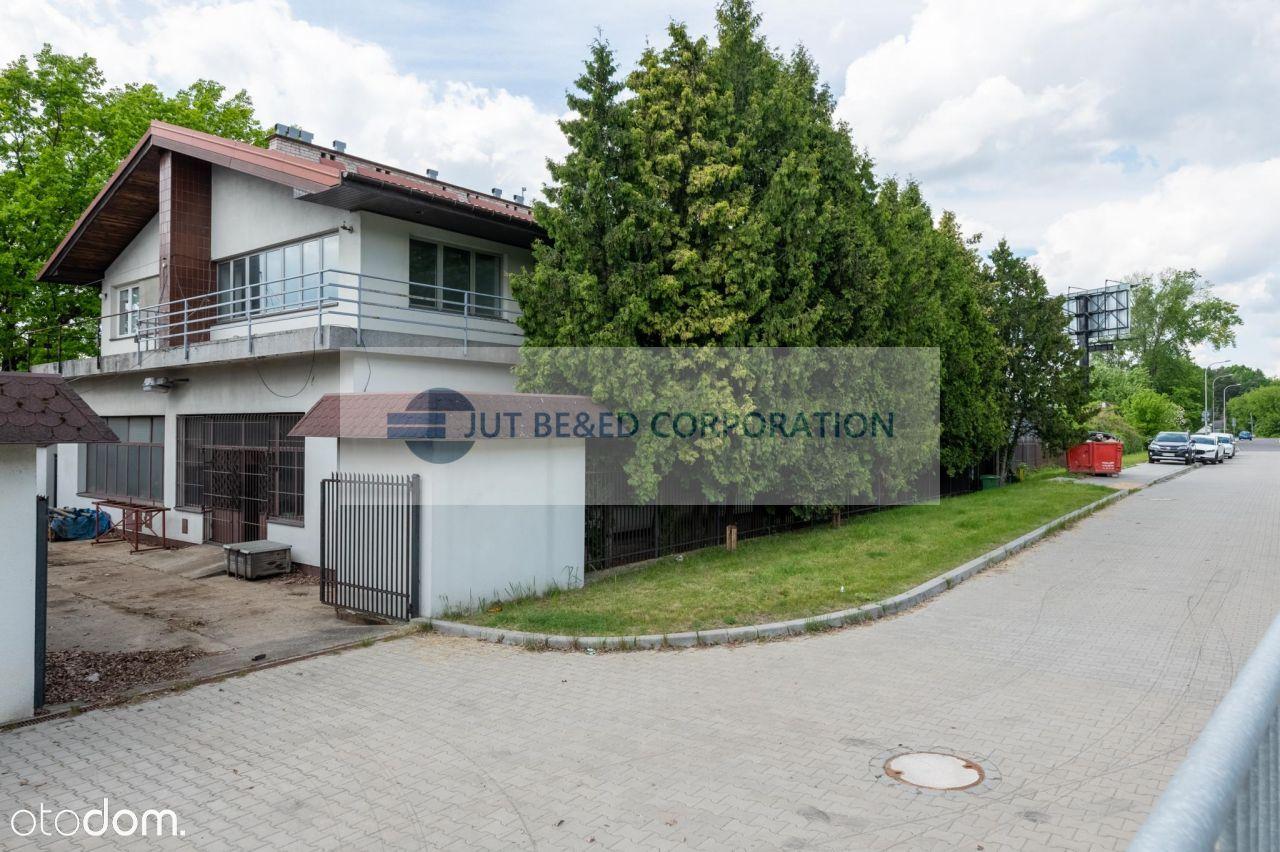 Duży, Nietypowy Dom 375 m2, + 123 m2 Budynek Prod.