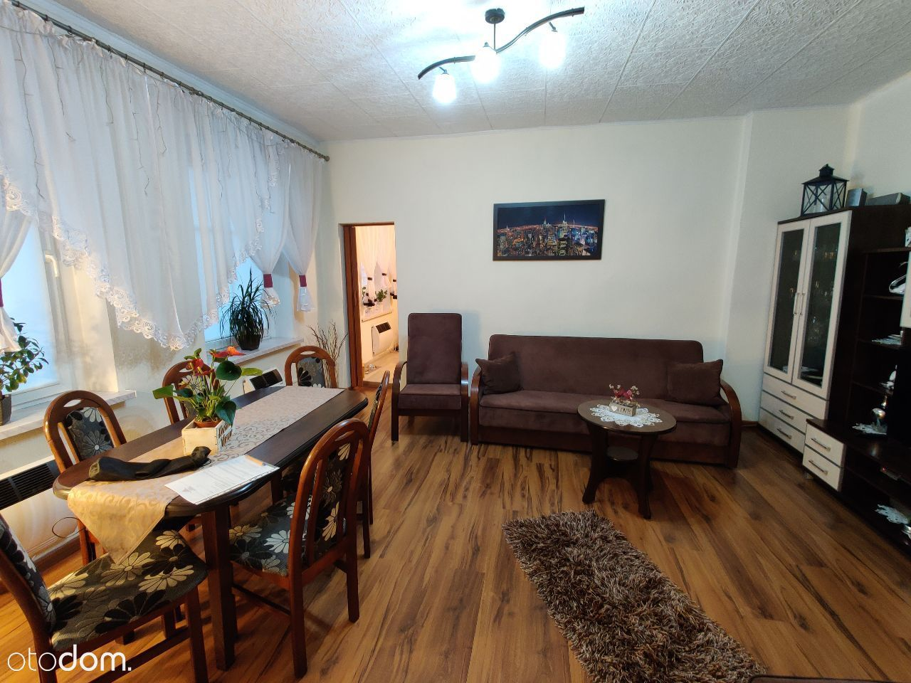 Mieszkanie, 55,20 m², Ruda Śląska