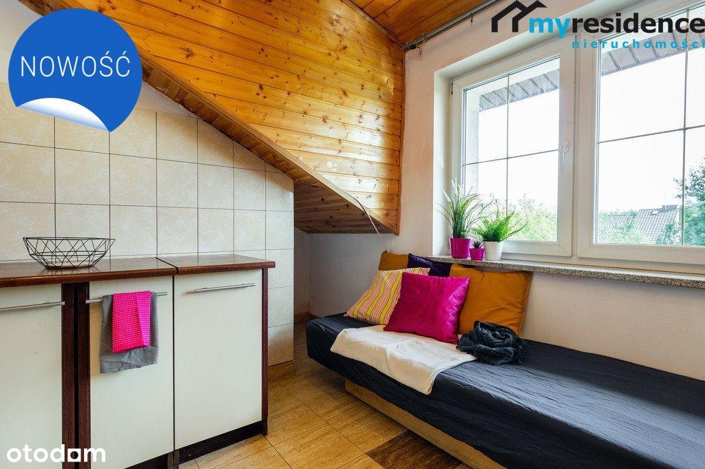 Dwupoziomowe mieszkanie w spokojnej okolicy