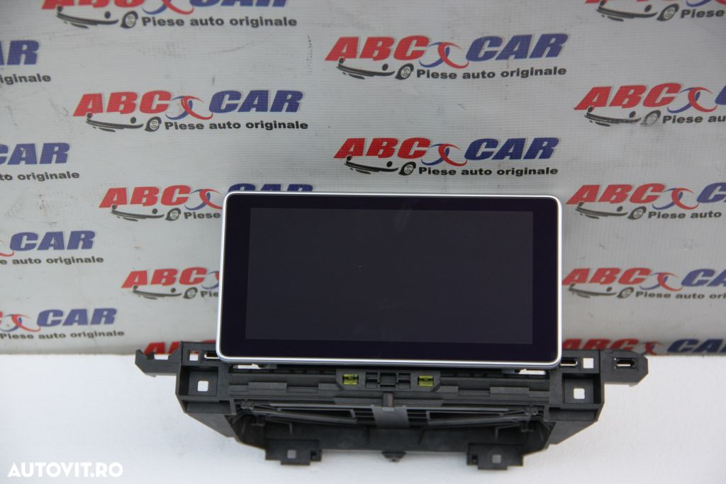 Display/ Ecran navigatie/ MMI/ Monitor/ Multimedia/ Audi Q5 FY An 2019 COD: 80A.919.605 - 1