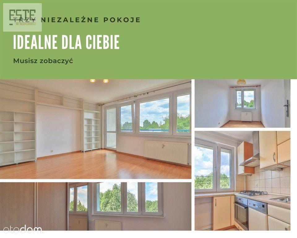 Mieszkanie, 63,32 m², Racibórz