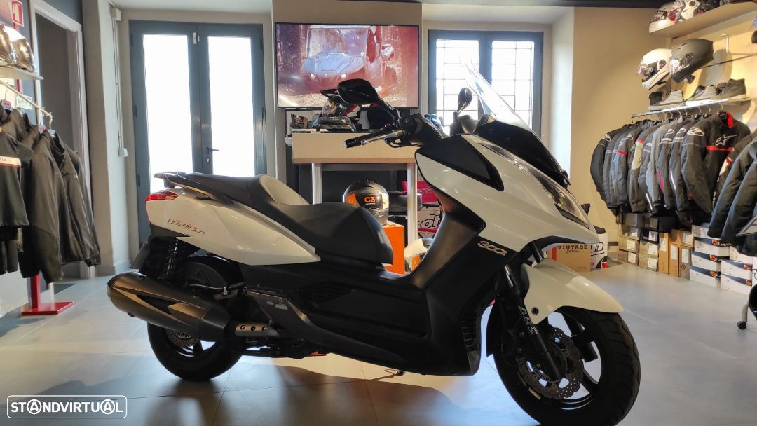 Kymco Downtown 300 ABS - 2