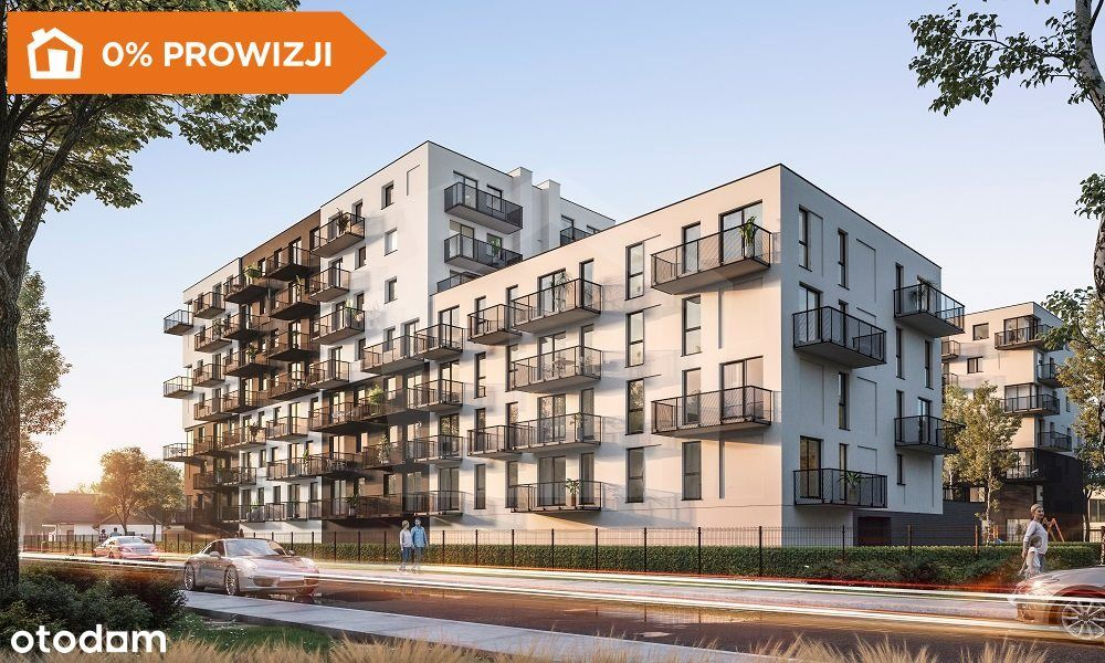 Nowość! Nowe mieszkania na Bajce!