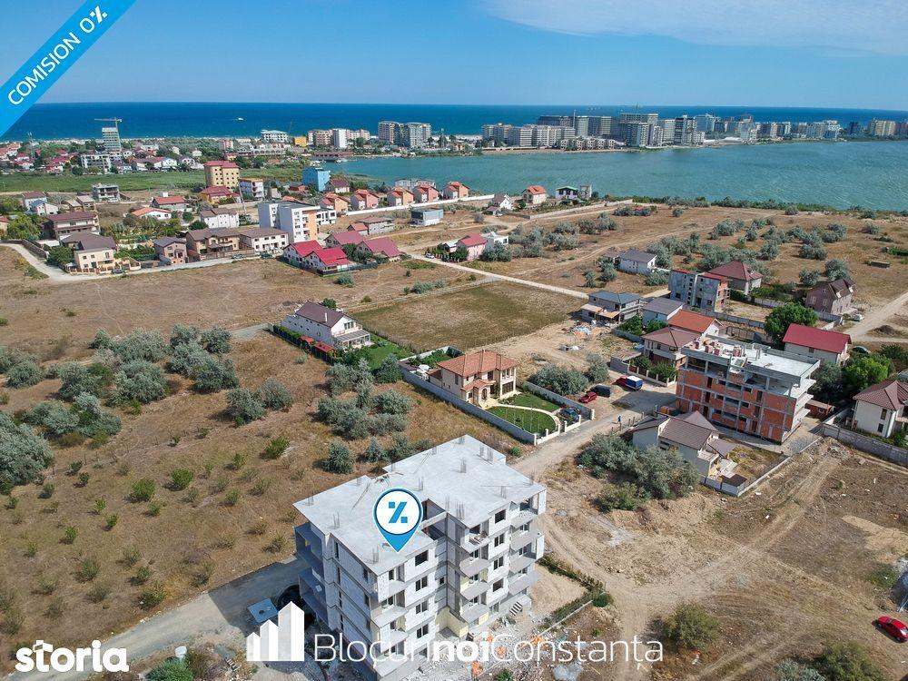 #Apartamente 3 camere la cheie, 60m² - Grande Residence, Mamaia Nord