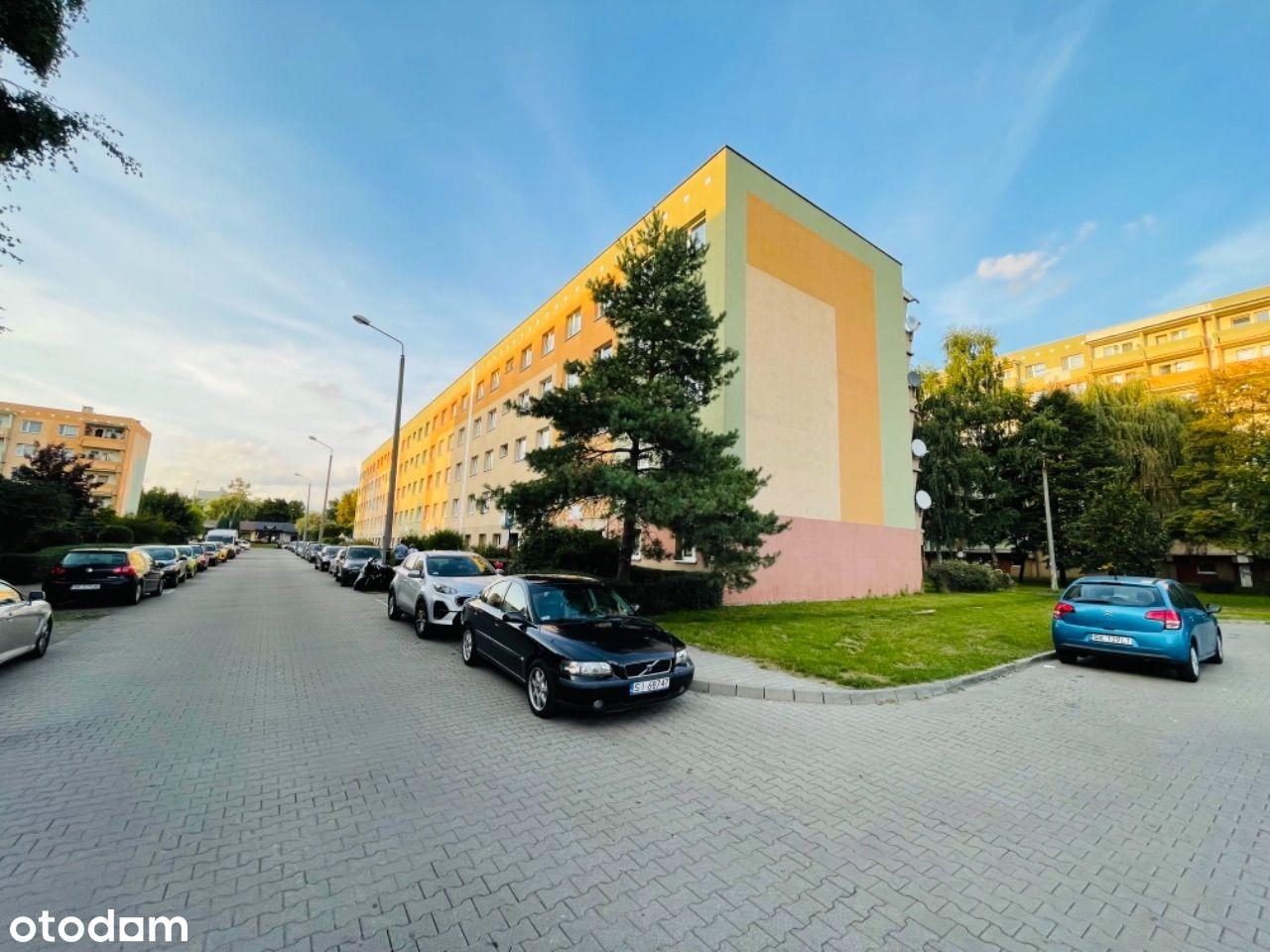 Mieszkanie 3 pokoje Katowice super lokalizacja