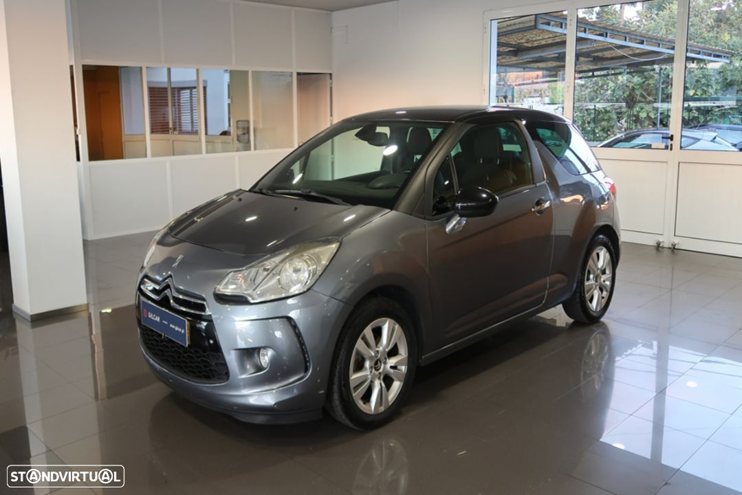 Citroën DS3 1.6 HDi Airdream So Chic - 1