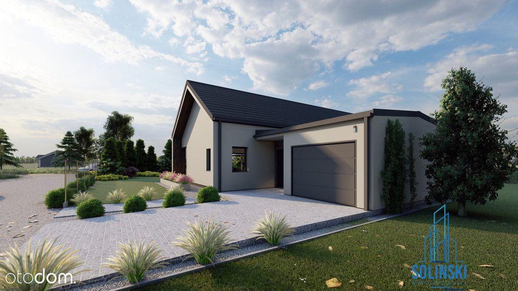 Nowe osiedle domów energooszczędnych w Kajetanach