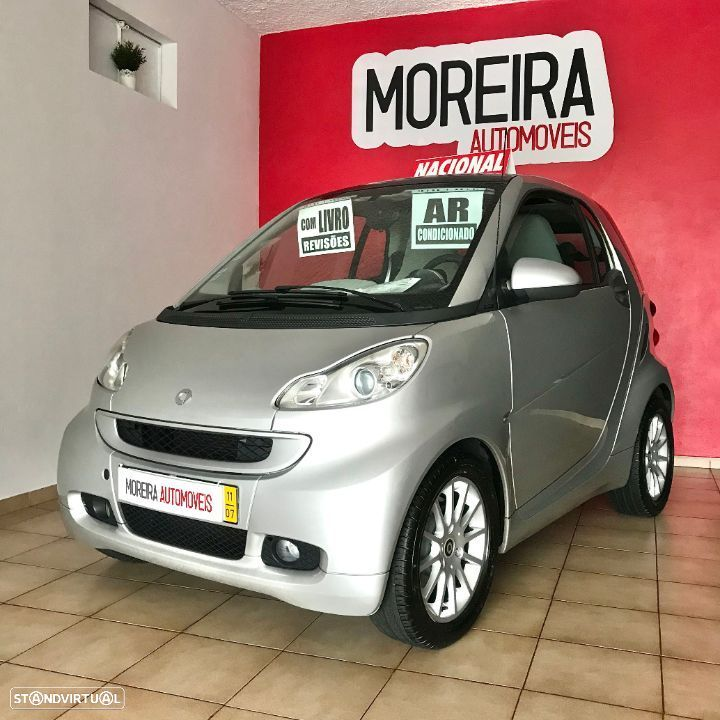 Smart ForTwo 1.0 mhd Passion 71 - 2