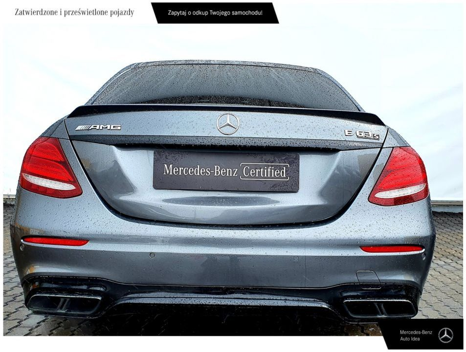 Mercedes-Benz Klasa E Mulibeam Led/distonic plus/Panorama/ FV 23% - 6