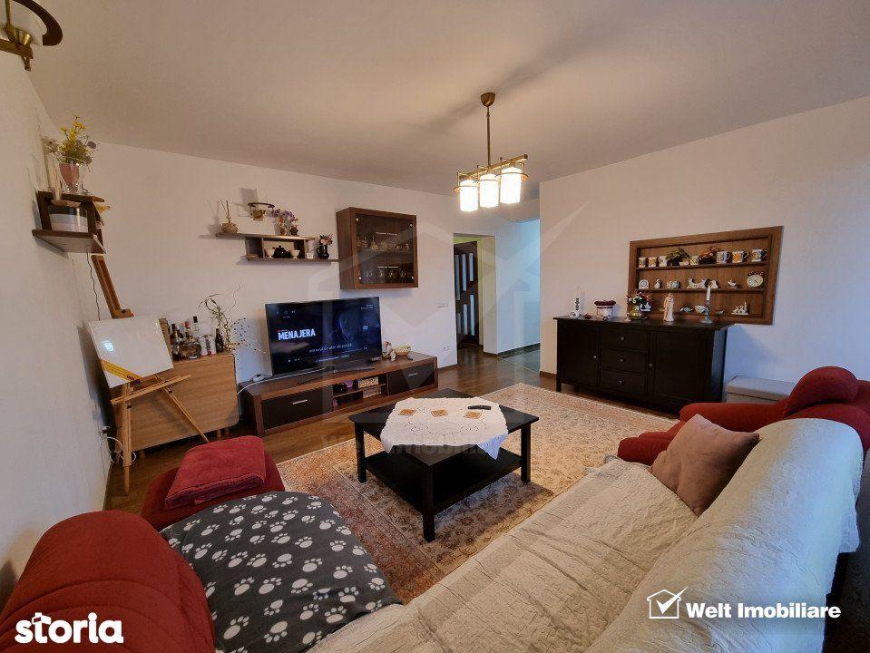 Apartament cu 3 camere, confort lux, la intrare in Borhanci