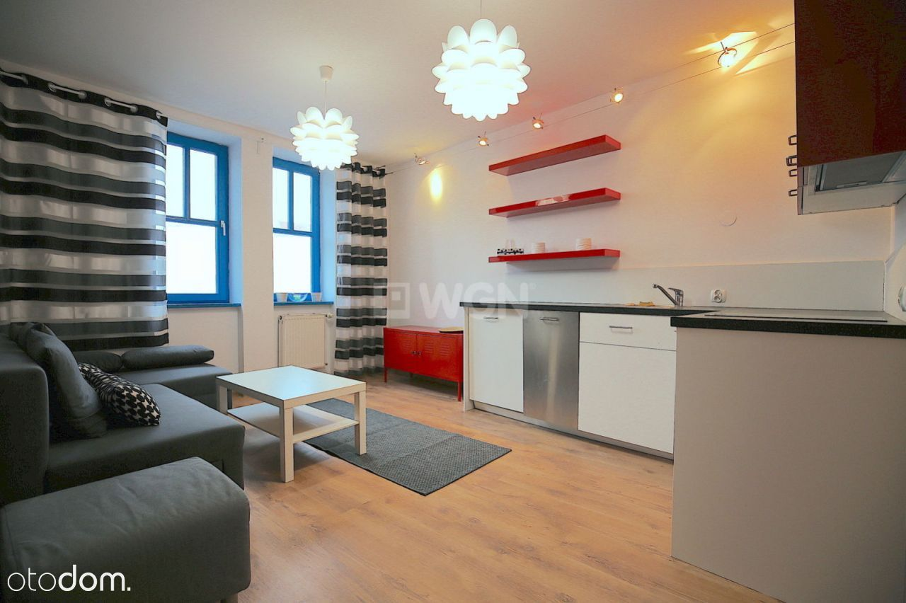 Mieszkanie, 35 m², Szczecin