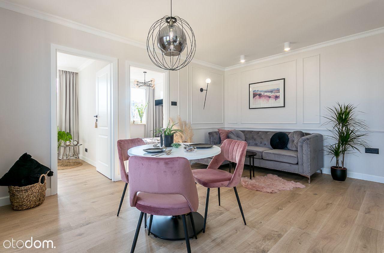 Przepiękne trzypokojowe mieszkanie 46,4 m2