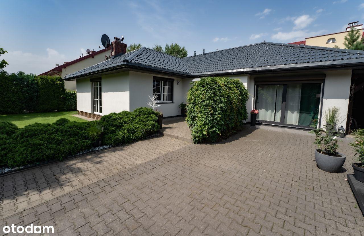 Komfortowy dom jednorodzinny - Jabłonna