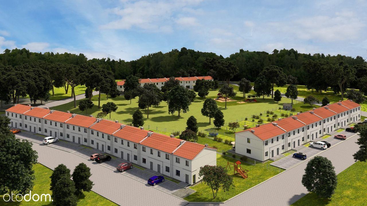 Dom, 91,60 m², Sława Wielkopolska