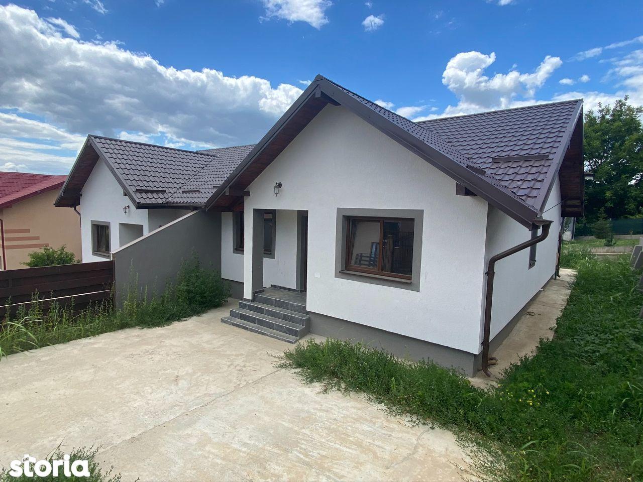 ASFALT! 285 mp teren! Casa 3 camere, Valea Adanca (Miroslava)