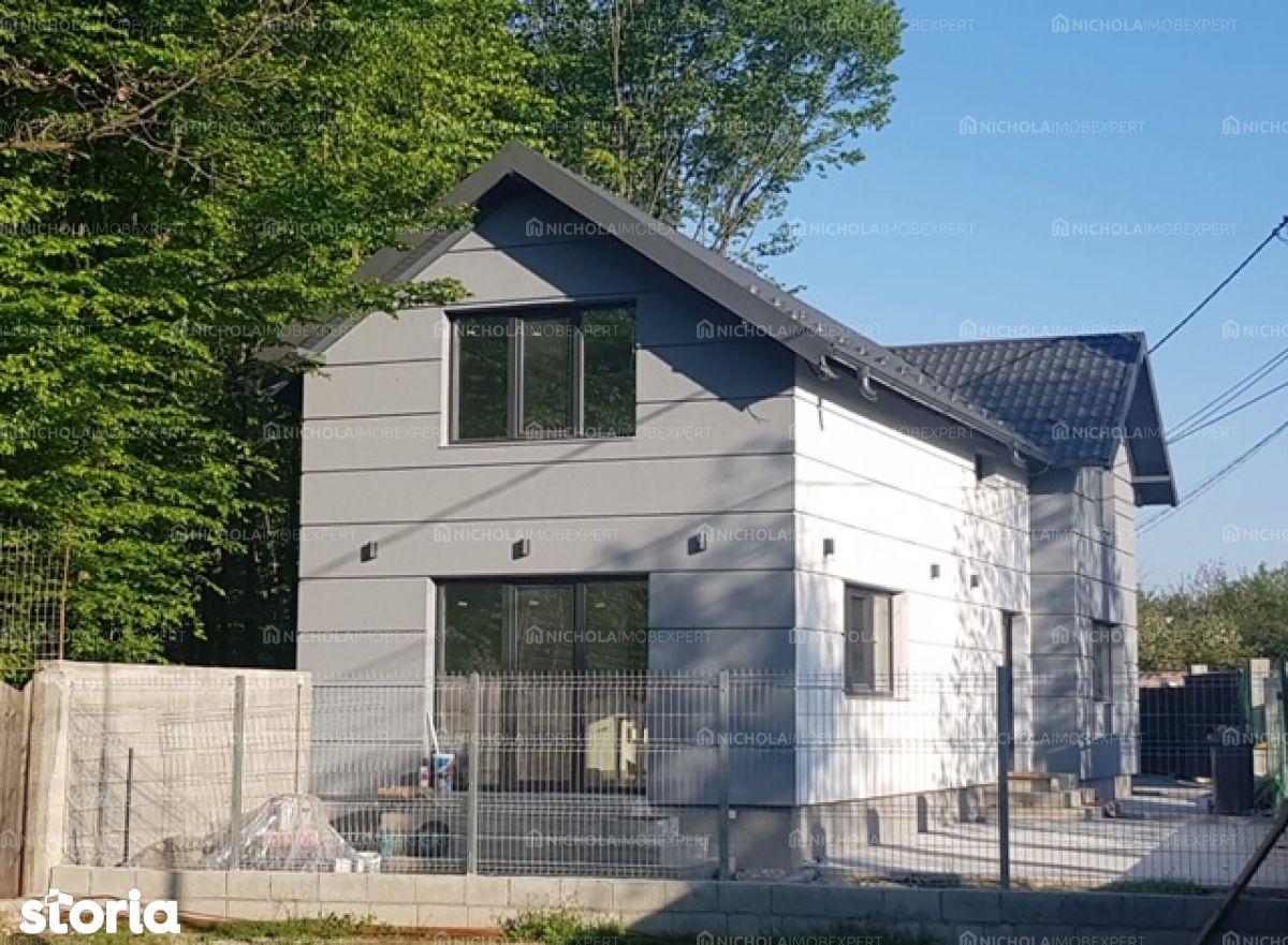 Casa de vanzare, la cheie, zona Bascov Glamboc