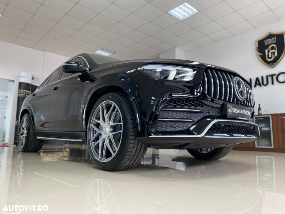 Mercedes-Benz GLE Coupe AMG - 15