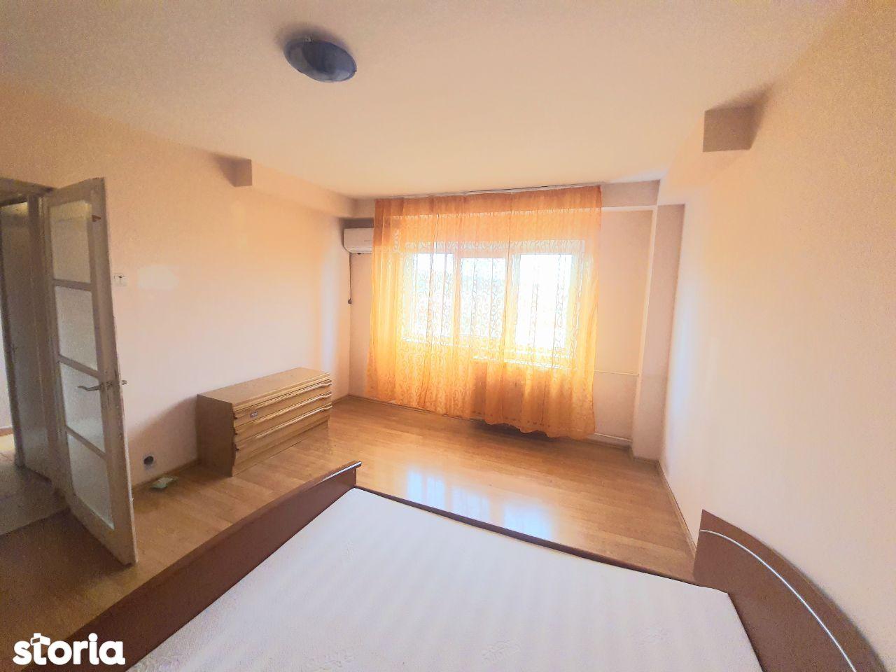 Pacurari ( Moara de Foc - Lidl) apartament 1 camera de inchiriat