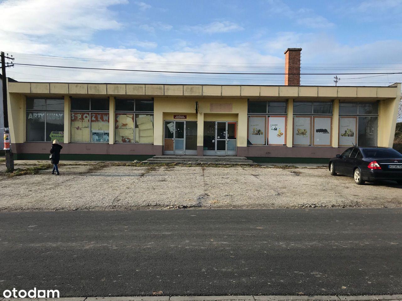 Budynek użytkowy Bąkowice