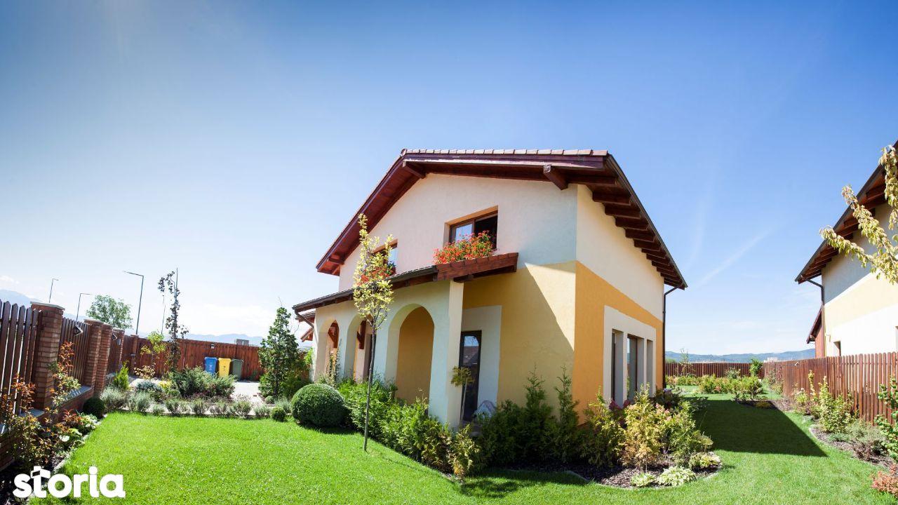 Casa de vanzare in Cristian, judetul Brasov - pret 135.000 Euro