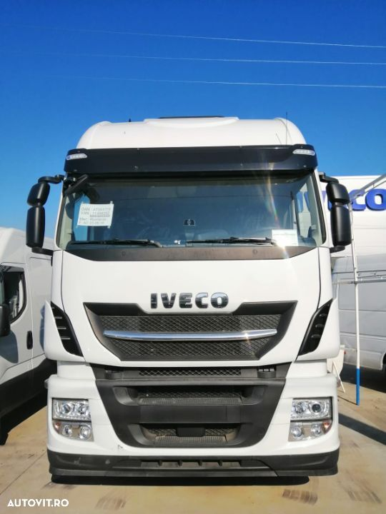 Iveco Stralis 480 SpaceCab - 1