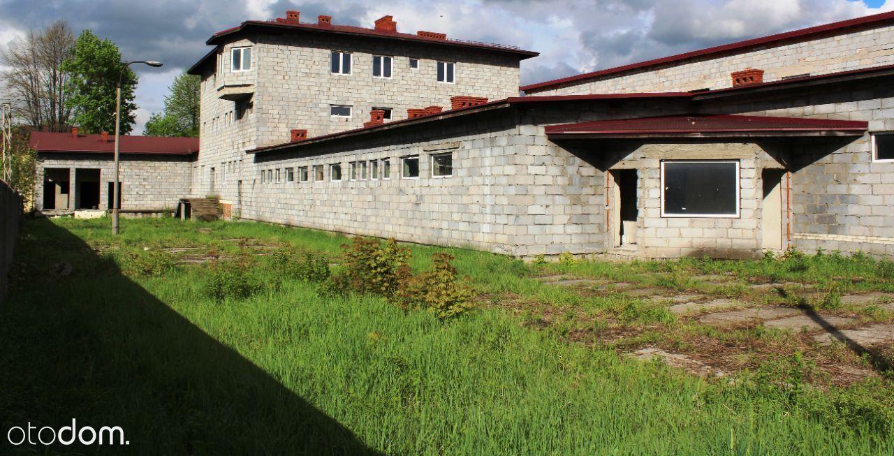 Hala produkcyjno- magazynowa 2667 m²