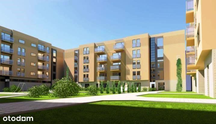 Mieszkanie, 43,95 m², Kołobrzeg