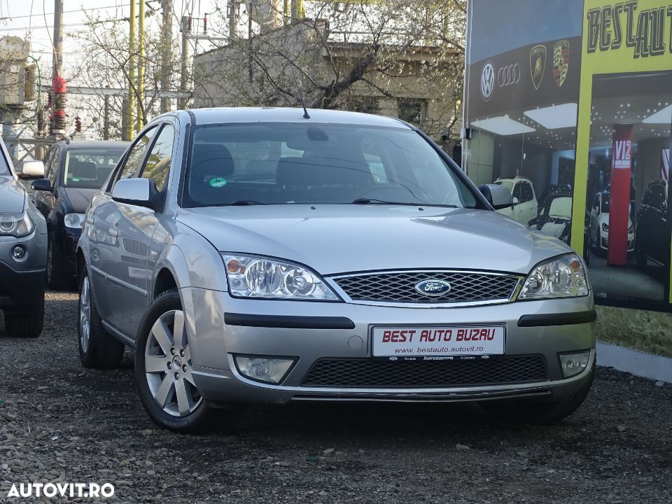 Ford Mondeo - 11